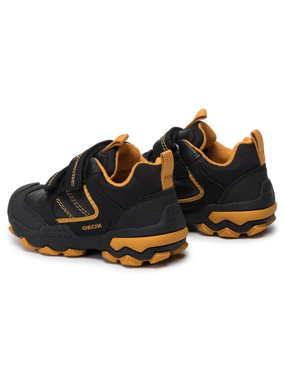 Geox Geox Sneakers J Buller B.D J949VD 054FU C9241 M Noir