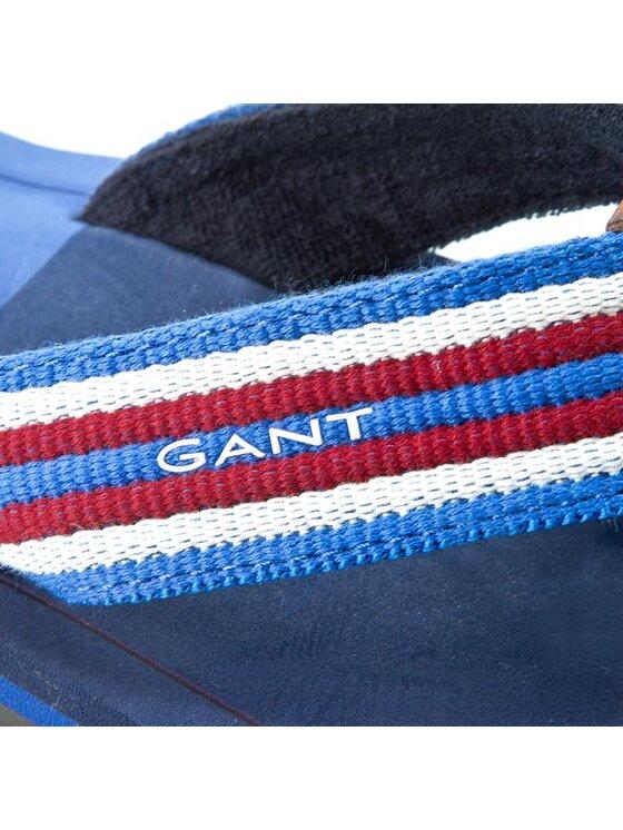 Gant Gant Šlepetės per pirštą Breeze 12698098 Tamsiai mėlyna