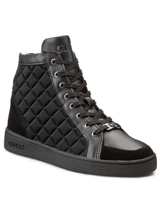 Guess Guess Laisvalaikio batai Cindy FL4CIN FAB12 Juoda