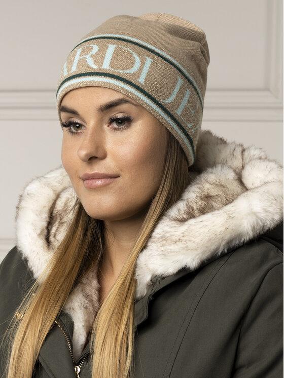 Trussardi Trussardi Σκούφος Hat Logo Lurex 59Z00110 Μπεζ