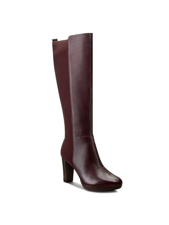 Clarks Clarks Stivali Kendra Glove 261203994 Bordeaux