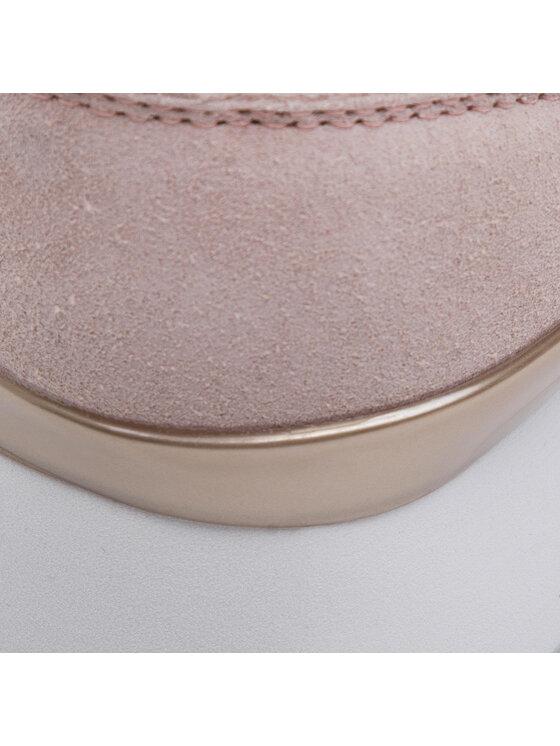 Fila Fila Laisvalaikio batai Orbit Zeppa Mesh Wmn 1010625.71A Smėlio