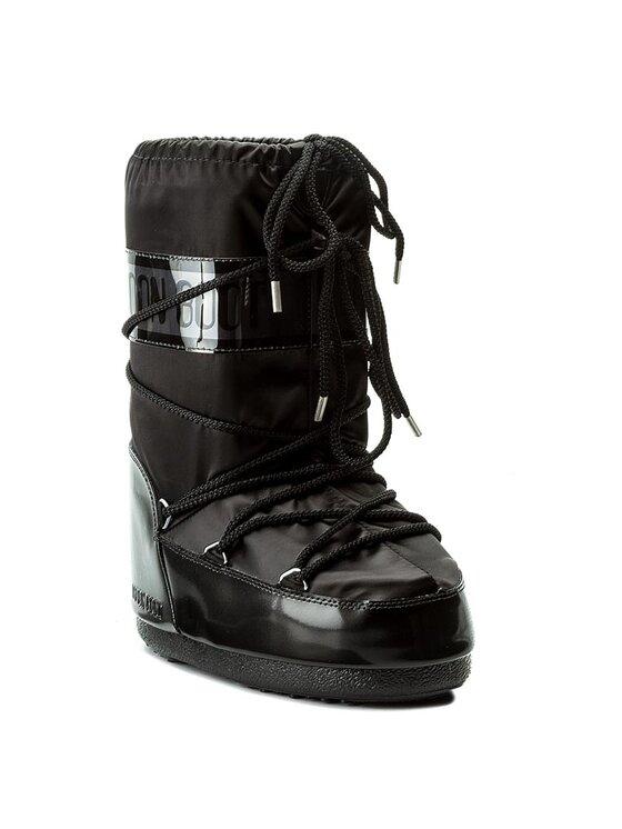 Moon Boot Sniego batai Glance 14016800003 Juoda
