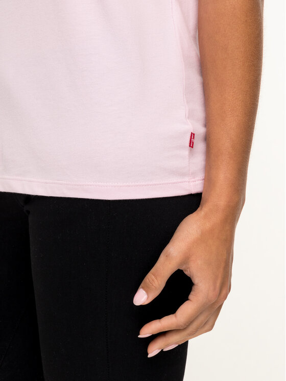 Levi's® Levi's® T-shirt Graphic Tee 35793-0038 Rosa Regular Fit