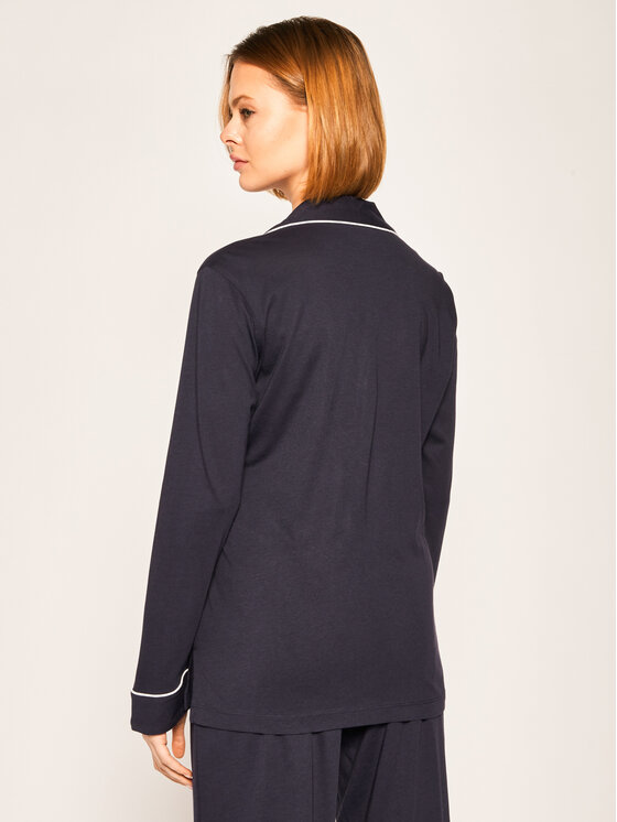 Lauren Ralph Lauren Lauren Ralph Lauren Пижама I819950 Тъмносин Relaxed Fit