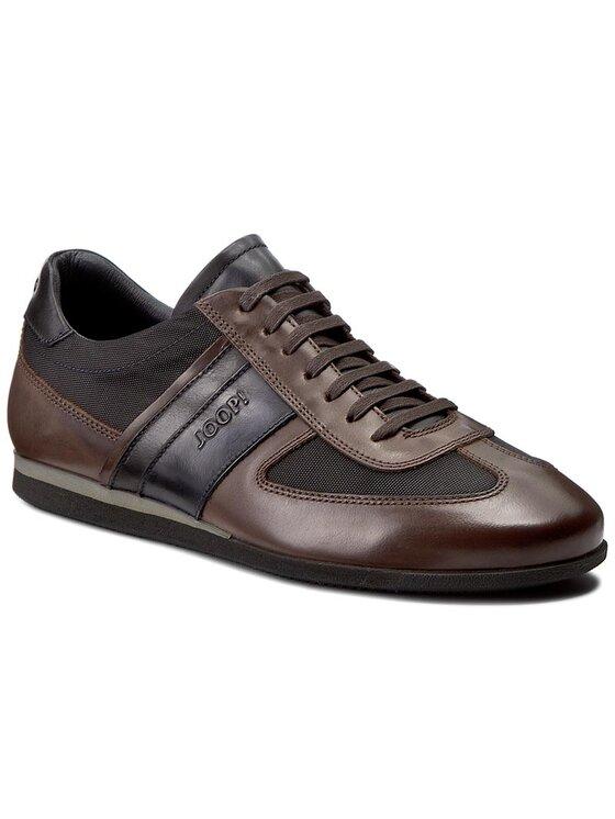 JOOP! Joop! Sneakersy Hernas 4140003592 Hnedá