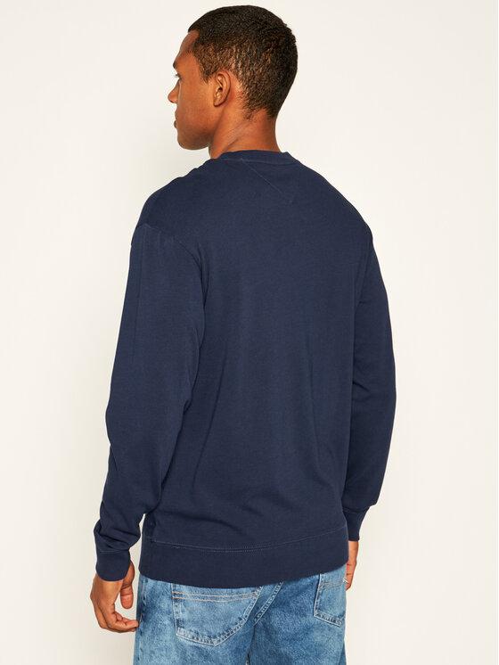 Tommy Jeans Tommy Jeans Μπλούζα Tjm Washed Graphic DM0DM07832 Σκούρο μπλε Regular Fit