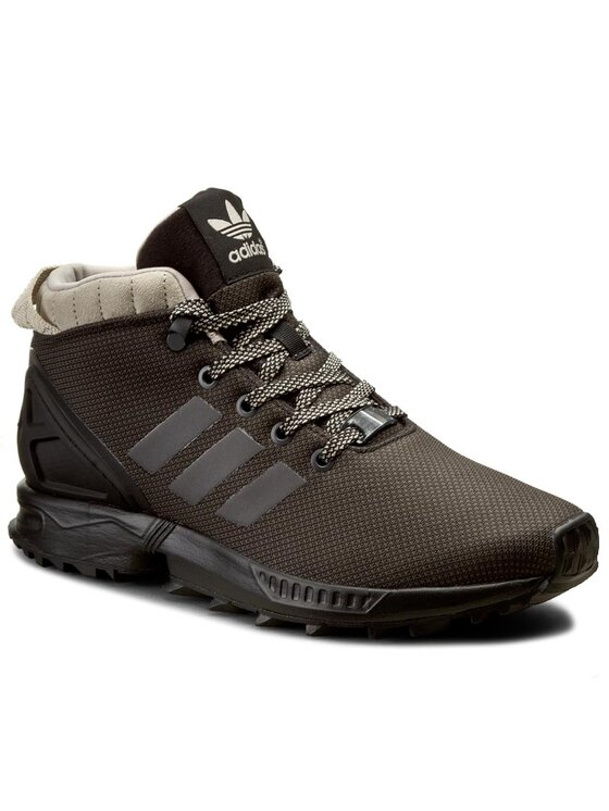 adidas adidas Buty Zx Flux 5/8 Tr BB2202 Czarny