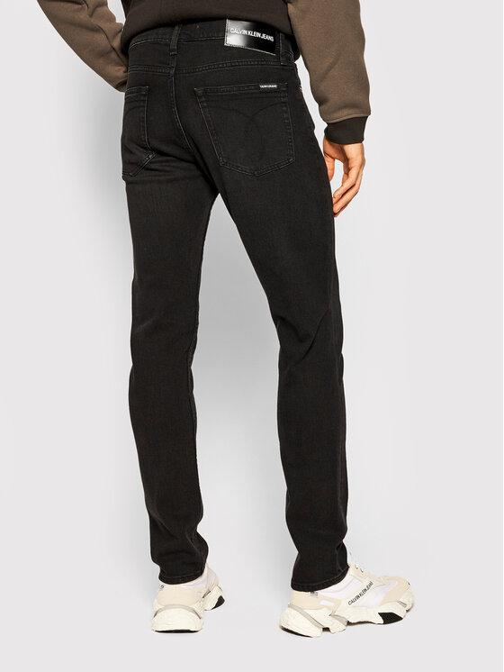 Calvin Klein Jeans Calvin Klein Jeans Τζιν Slim Fit J30J307731911 Μαύρο Slim Fit