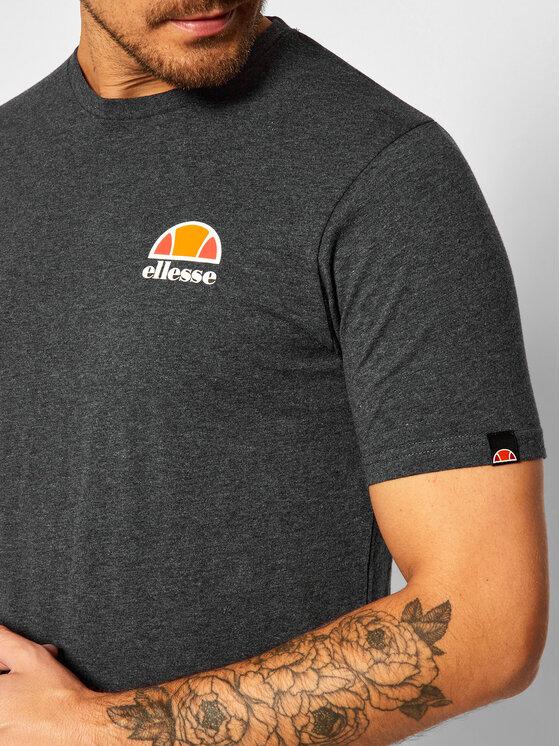 Ellesse Ellesse T-Shirt Canaletto SHS04548 Szary Regular Fit
