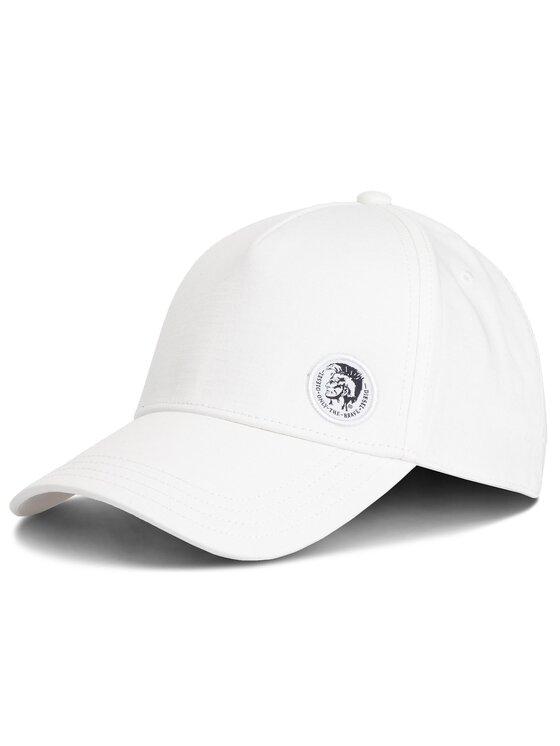 Diesel Diesel Cappellino Cindi-Max Hat 00SHLF 0NAUI 129 Bianco