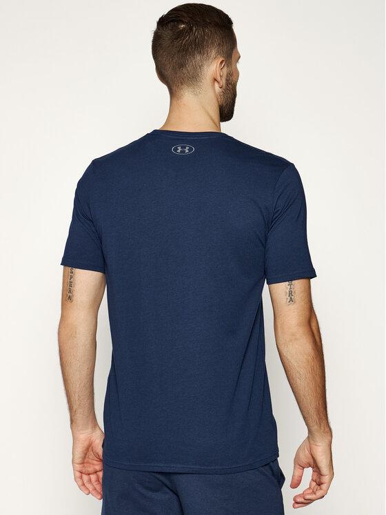 Under Armour Under Armour T-shirt Ua Sportstyle Logo 1329590 Bleu marine Loose Fit