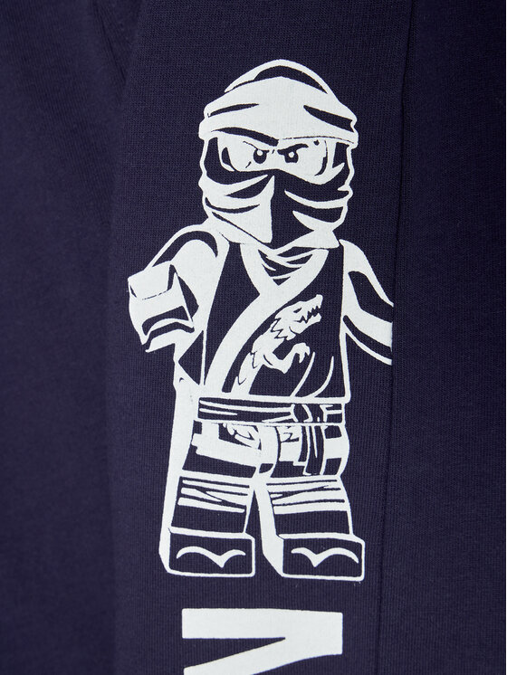 LEGO Wear LEGO Wear Spodnie dresowe 12010051 Granatowy Regular Fit