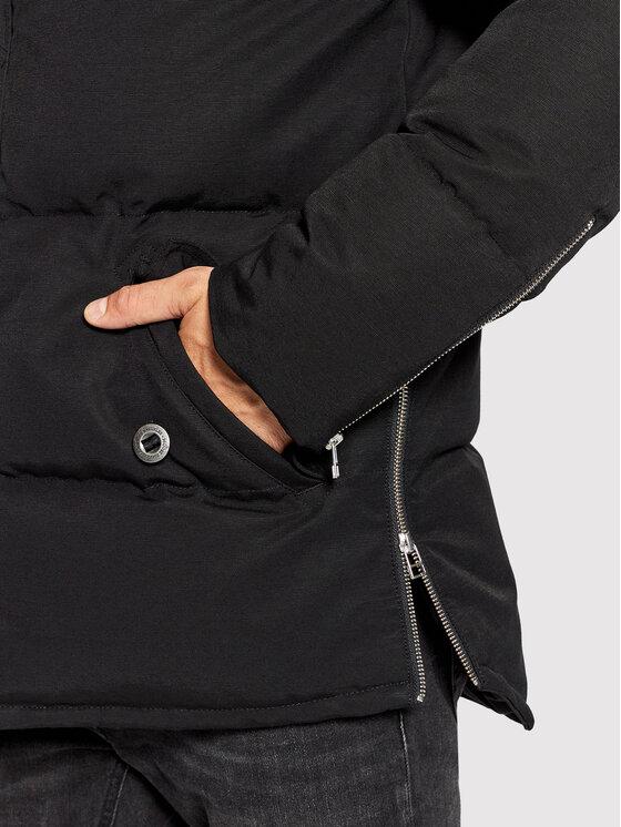Moose Knuckles Moose Knuckles Пухено яке MK2228M3Q Черен Regular Fit
