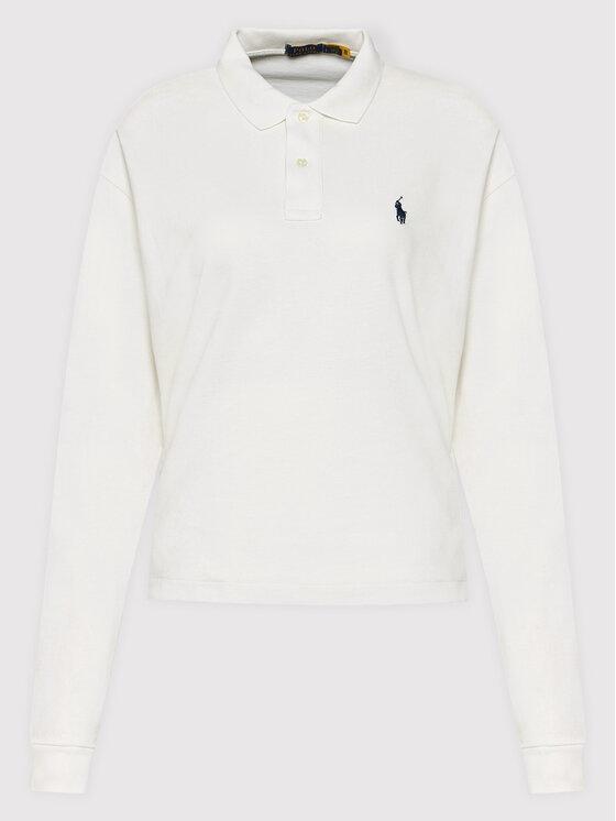 Polo Ralph Lauren Polo Ralph Lauren Polo 211844785002 Biały Regular Fit