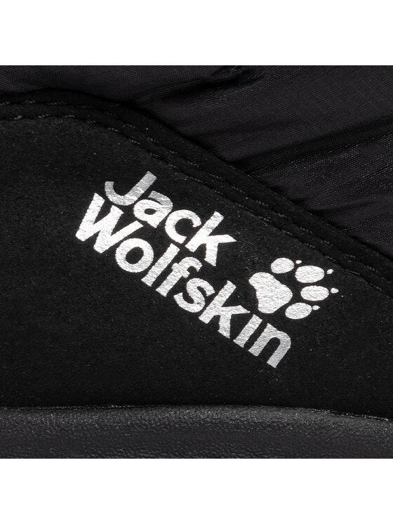 Jack Wolfskin Jack Wolfskin Śniegowce Nevada Ride Low W 4035821-6053065 Czarny