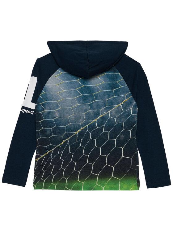 Desigual Desigual Bluza Manu 20WBTK06 Kolorowy Regular Fit