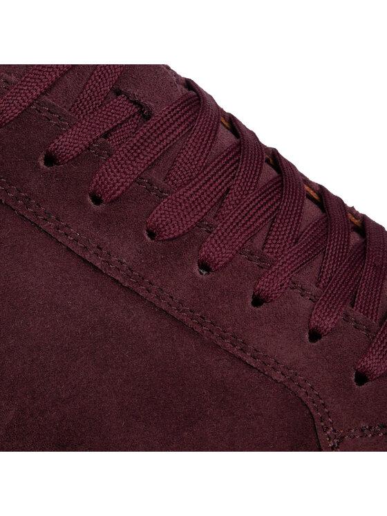 Gino Rossi Gino Rossi Sneakersy MI07-A973-A802-06 Bordowy