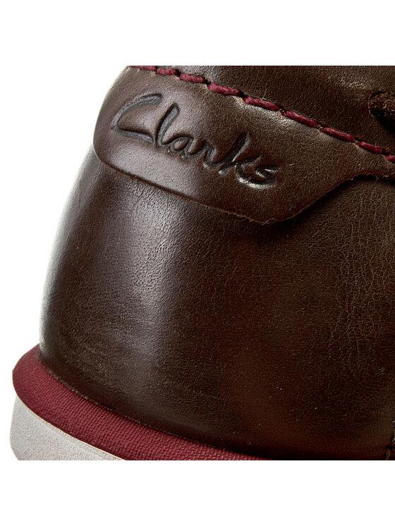 Clarks Clarks Mokasyny Kelan Step 261067267 Brązowy