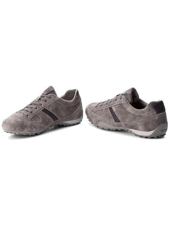 Geox Geox Sneakers U Snake E U7207E 00022 C9004 Grigio