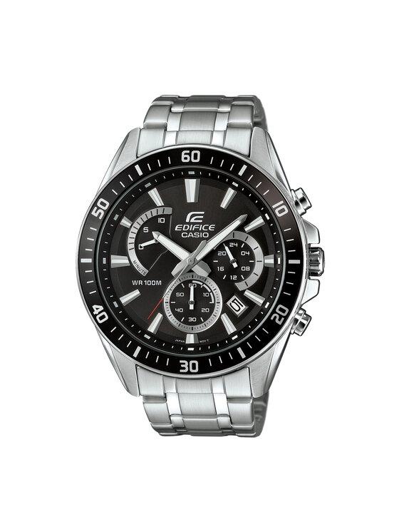 Casio Laikrodis Edifice EFR-552D-1AVUEF Sidabrinė