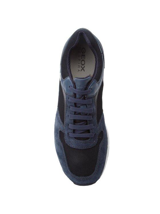 Geox Geox Sneakersy U Calar A U722GA 01122 CF4B4 Granatowy
