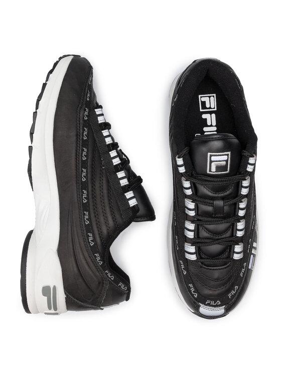 Fila Fila Sneakersy Dstr97 L 1010569.25Y Černá