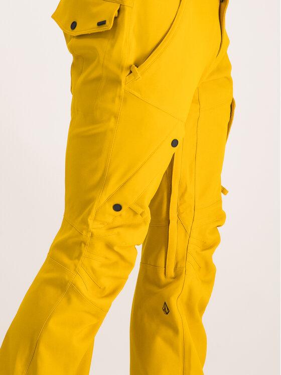 Volcom Volcom Snieglenčių kelnės Articulated G1351908 Geltona Modern Articulated Fit