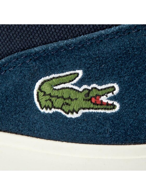 Lacoste Lacoste Scarpe sportive Jouer Slip-On 316 1 Cam 7-32CAM0088003 Blu scuro