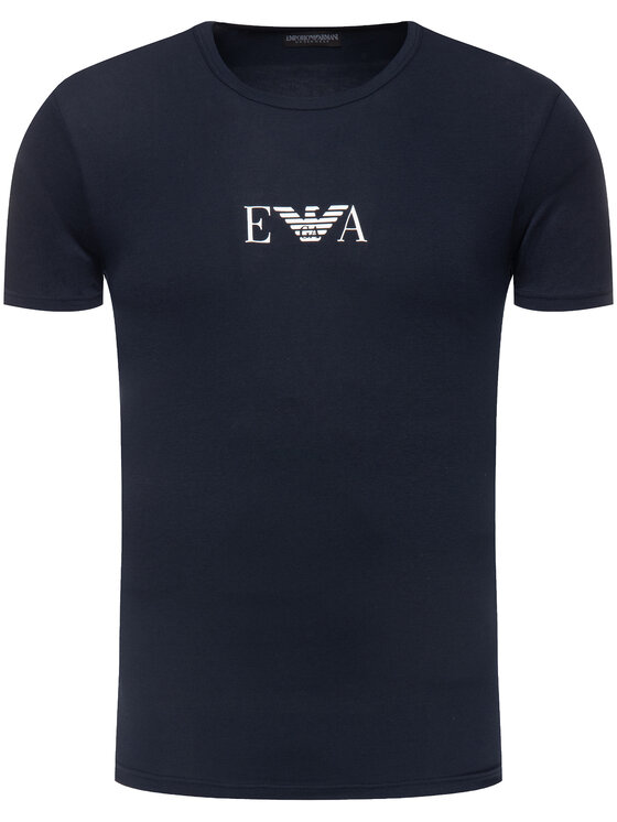 Emporio Armani Underwear Emporio Armani Underwear T-Shirt 111035 9P715 00135 Dunkelblau Regular Fit