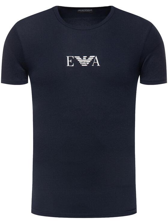 Emporio Armani Underwear Emporio Armani Underwear Тишърт 111035 9P715 00135 Тъмносин Regular Fit