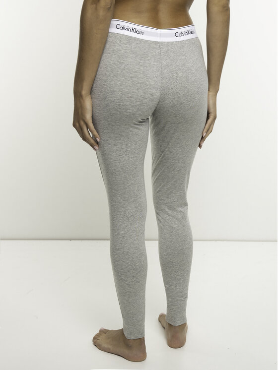 Calvin Klein Underwear Calvin Klein Underwear Legíny 0000D1632E Sivá Slim Fit