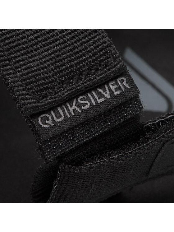 Quiksilver Quiksilver Sandály AQYL100748 Černá
