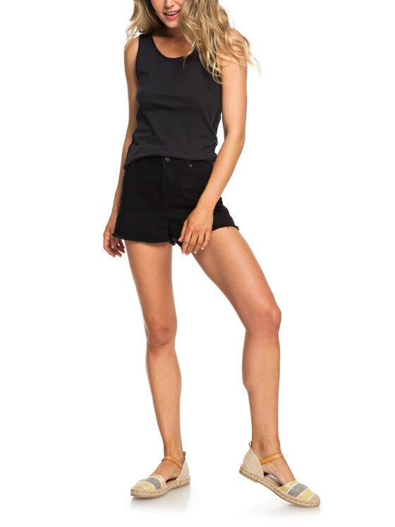 Roxy Roxy Top ERJKT03515 Čierna Regular Fit