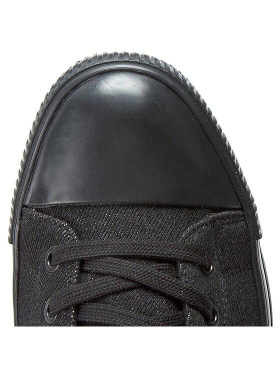 Calvin Klein Jeans Calvin Klein Jeans Sneakers aus Stoff Arnaud S0376 Schwarz