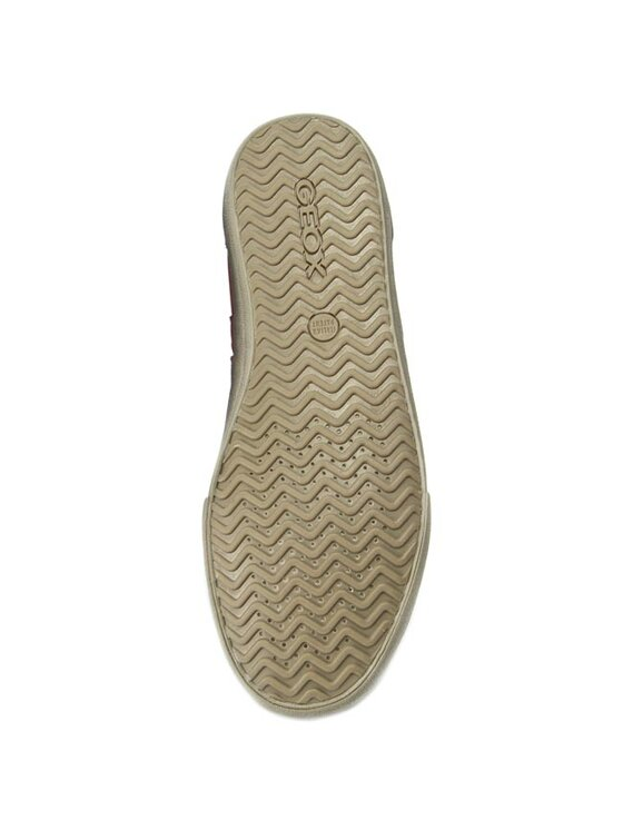 Geox Geox Sneakersy U Smart A U62X2A 0FU22 C0106 Czerwony
