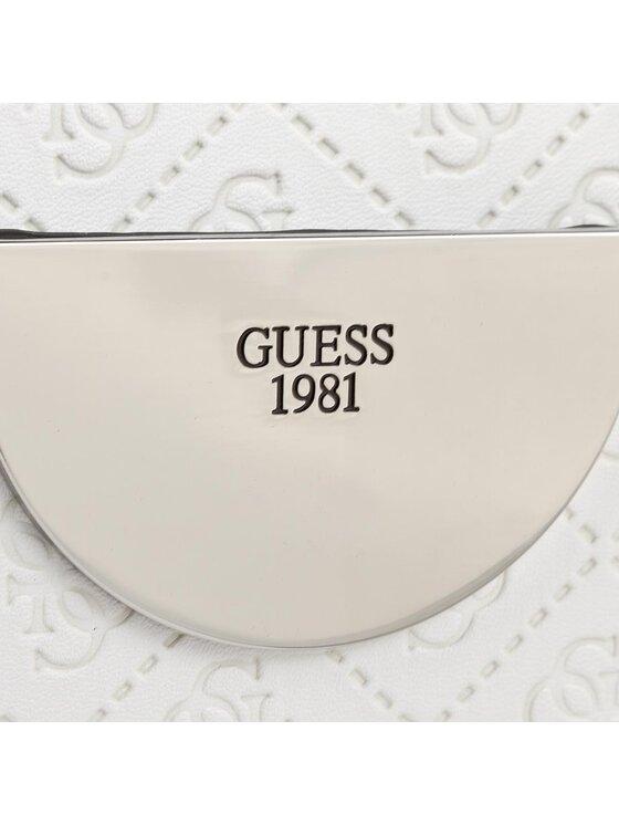 Guess Guess Handtasche Anuka (SY) HWSY68 58140 Weiß