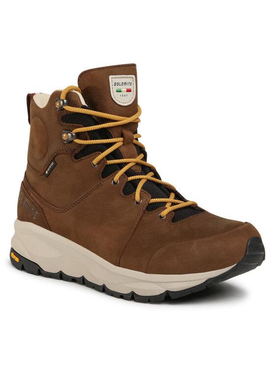 Dolomite Turistiniai batai Braies Gtx GORE-TEX 278542-0300011 Ruda
