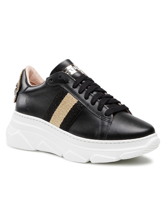 Stokton Laisvalaikio batai 807-D Juoda