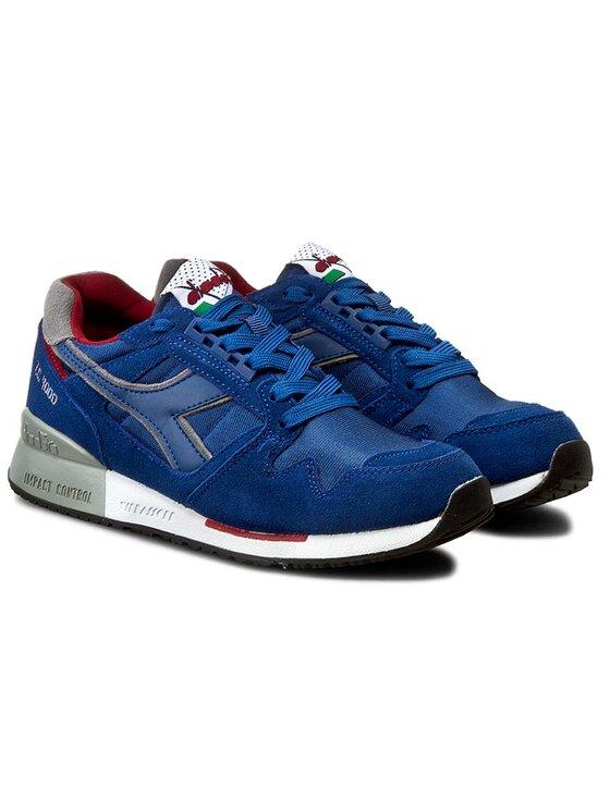 Diadora Diadora Sneakersy I.C 4000 NYL II 501.170940 01 C6299 Granatowy
