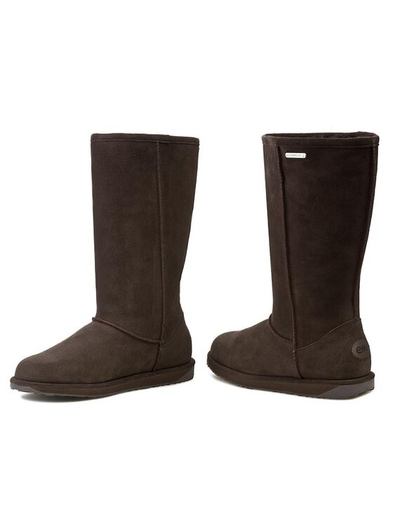 EMU Australia EMU Australia Pantofi Paterson Hi W10850 Maro