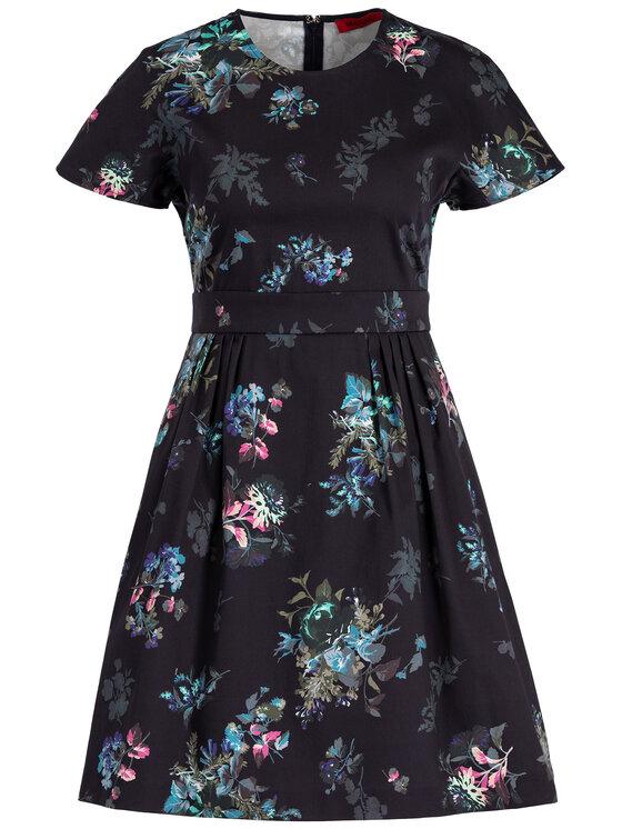 MAX&Co. MAX&Co. Sukienka koktajlowa 82240119 Granatowy Regular Fit