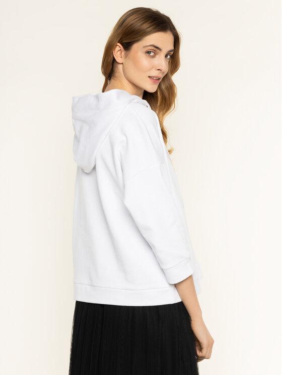 Trussardi Trussardi Μπλούζα 56F00085 Λευκό Regular Fit