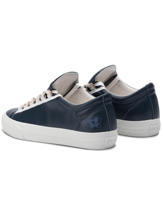 Furla Furla Sneakers aus Stoff Hikaia Low 1022782 S YB96 S88 Dunkelblau