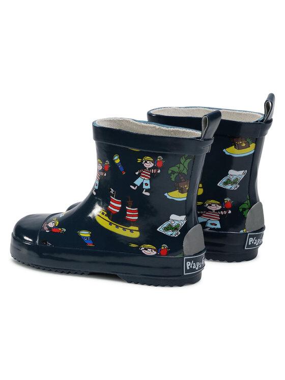 Playshoes Playshoes Kalosze 180363 S Granatowy