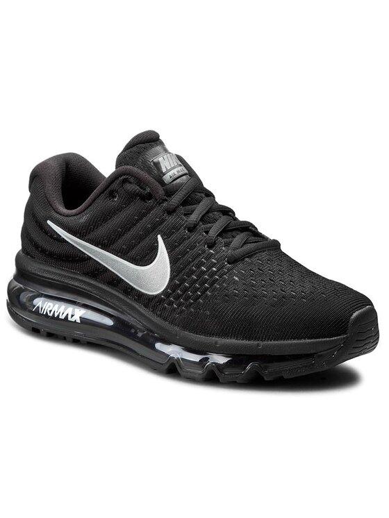 Nike Nike Batai Air Max 2017 849560 001 Juoda