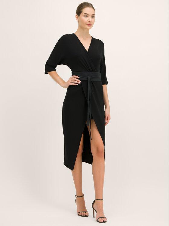 Pennyblack Kasdieninė suknelė Re 16240419 Juoda Regular Fit