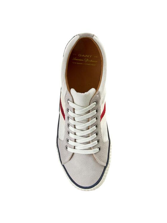 Gant Gant Tenisówki Hero 10638587 Biały