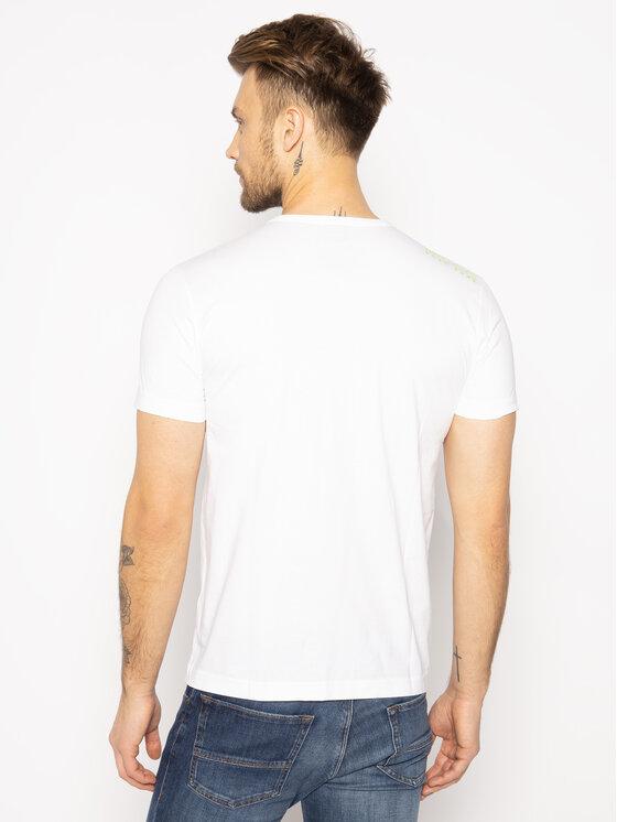 Boss Boss T-Shirt Tee 50245195 Bílá Regular Fit