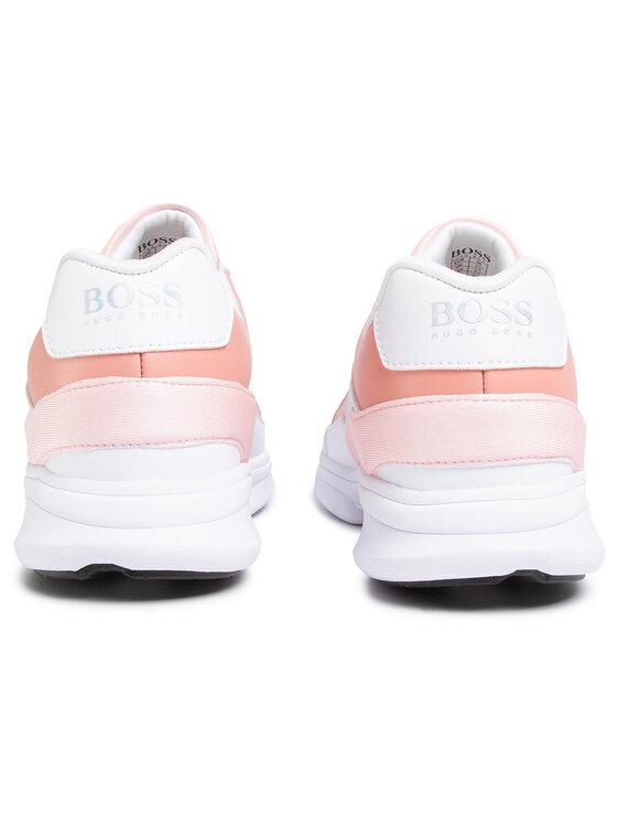 Boss Boss Sneakersy J19040 S Biały